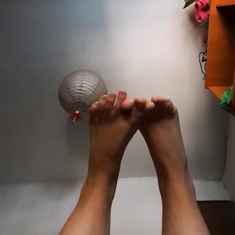 enganche de pies